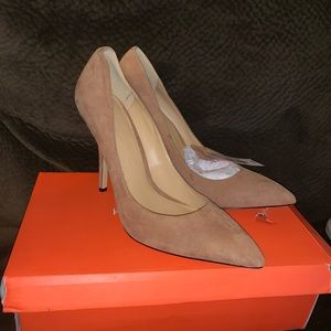 Brand New Joe Fresh Leather Heels